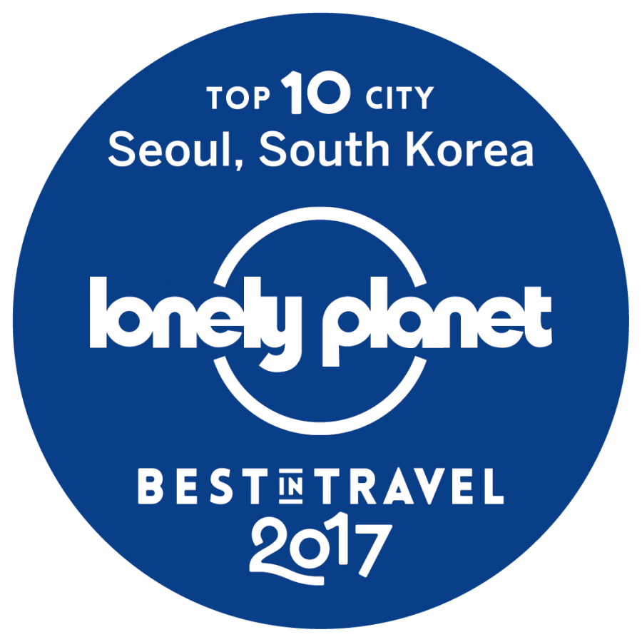 Seoul, South Korea within top ten cities for Lonely Planet's Best in travel List 2017