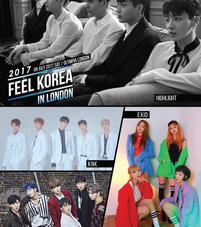Win free K-pop concert tickets
