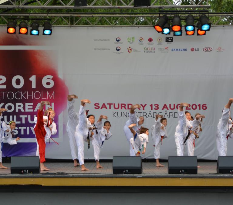Korean culture wave across Scandinavia
