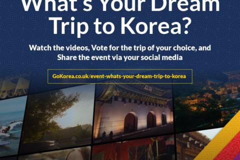 Enter our competition to win free flight tickets to Korea by telling us about your Dream Trip