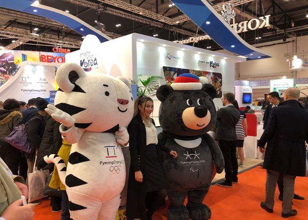 Successful end to the Korea Tourism Organization's participation at World Travel Market
