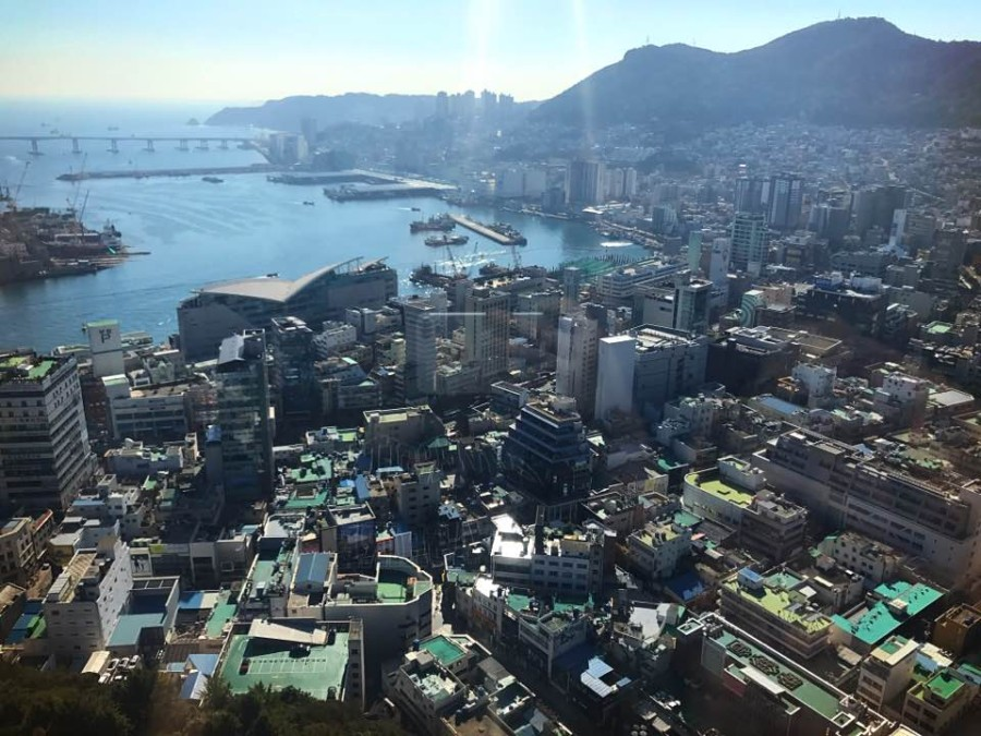 [Emma's story] Busan Tower/Yongdusan Park and Nampo-Dong!