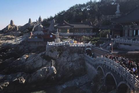 [Emma's story] Haedong Yonggungsa Temple
