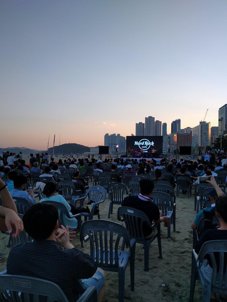 [Emma's story] Busan's most famous beach, Haeundae