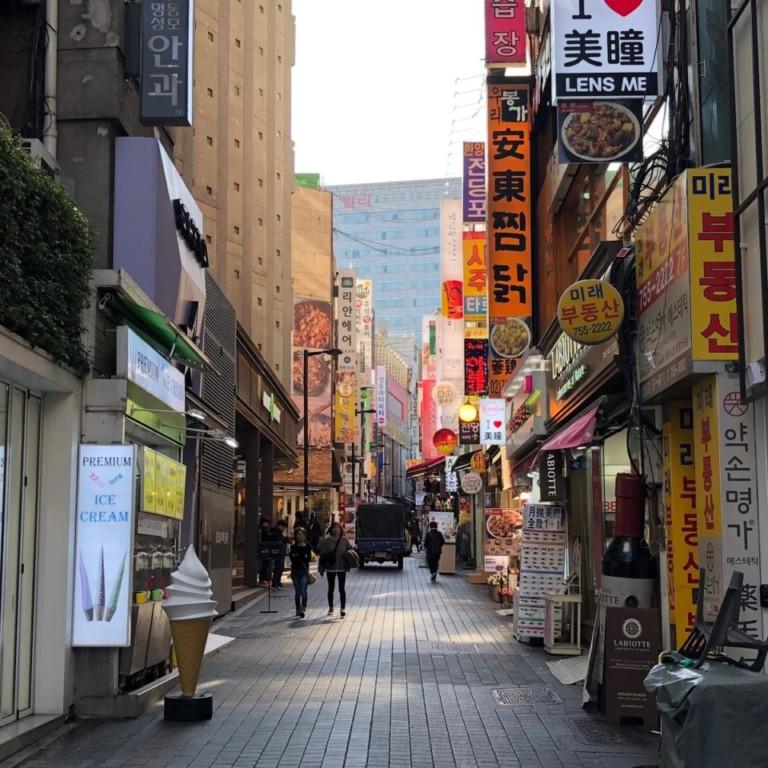 Competition winner Alva's trip to Seoul